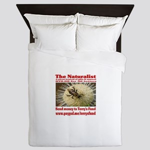 The Naturalist First Edition Promo Queen Duvet