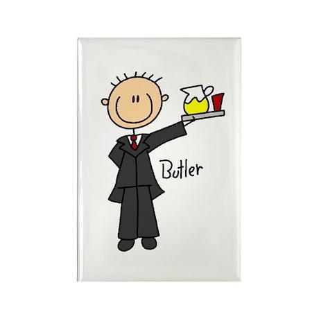 Butler Rectangle Magnet (10 pack)