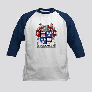 Bennett Coat of Arms Kids Baseball Jersey
