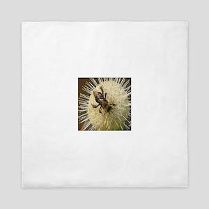 Bee & Buttonbush Queen Duvet