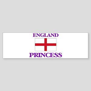 British Princess Bumper Sticker