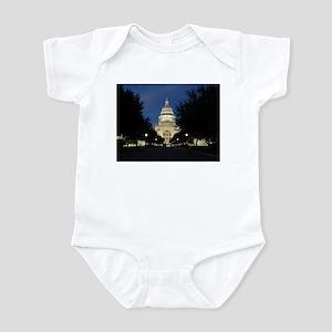 Austin Texas Capitol Infant Bodysuit