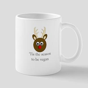 Vegan Holiday Mug
