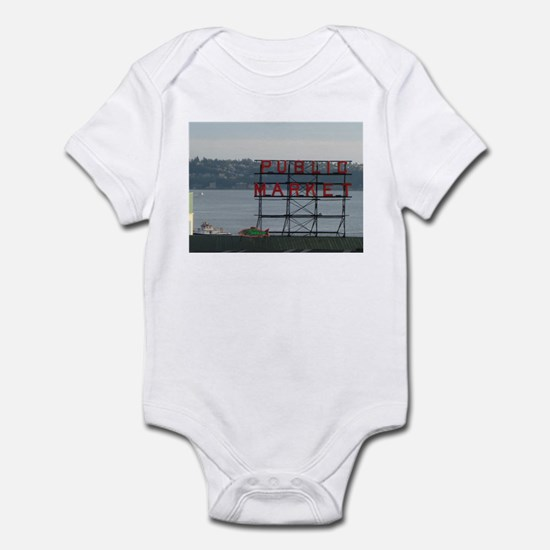 Seattle Infant Bodysuit