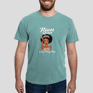 Pisces Queen Shirt Wake Pray Slay T-Shirt