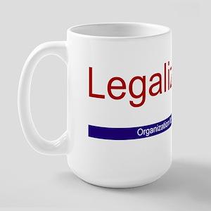 legalize dui Large Mug