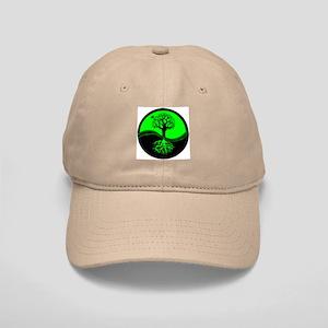 Think Green Yin Yang Cap
