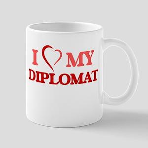 I love my Diplomat Mugs