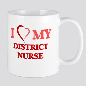 I love my District Nurse Mugs