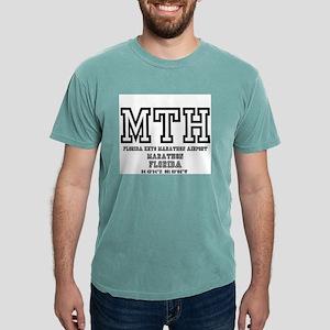 AIRPORT CODES - MTH - FLORIDA KEYS, MARATH T-Shirt