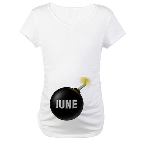 June Maternity T-Shirt