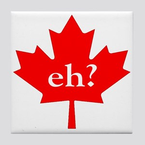 Eh? Tile Coaster