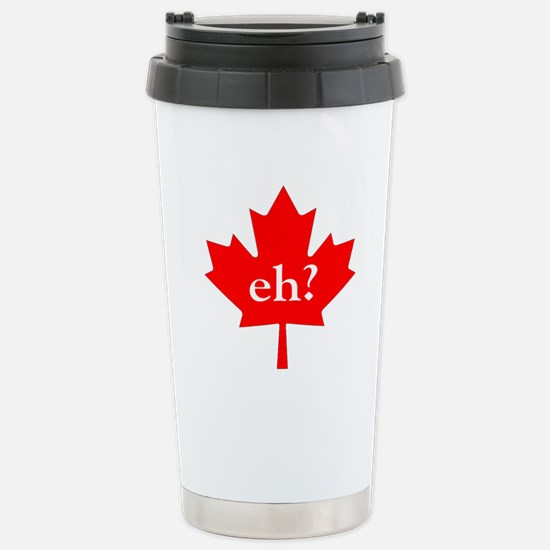 Eh? Stainless Steel Travel Mug