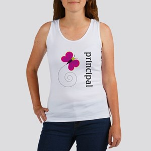 Cute Principal Women's Tank Top