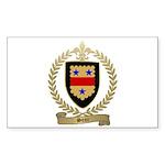 SEAR Family Crest Rectangle Sticker 50 pk)