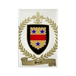 SEAR Family Crest Rectangle Magnet
