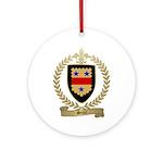 SEAR Family Crest Ornament (Round)