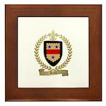 SEAR Family Crest Framed Tile