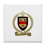 SEARS Family Crest Tile Coaster