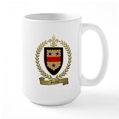 SEARS Family Crest Large Mug