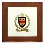 SEARS Family Crest Framed Tile