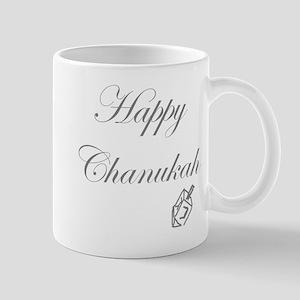 Happy Chanukah Dreidel Mug