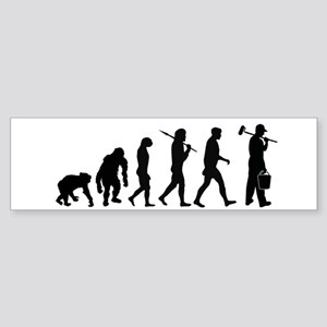Painter Evolution Sticker (Bumper)