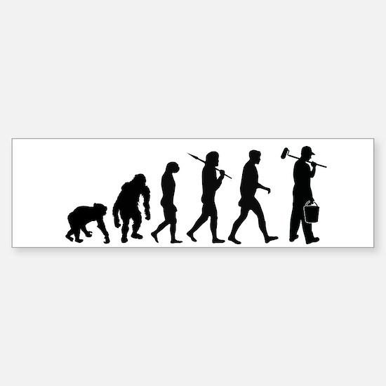 Painter Evolution Sticker Per