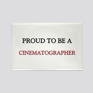 Proud to be a Cinematographer Rectangle Magnet