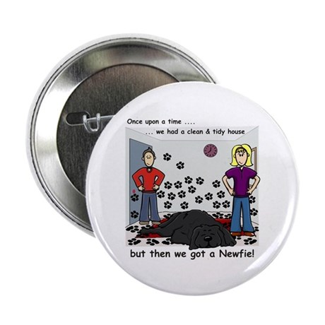 "Newfie House - 2.25"" Button (10 pack)"