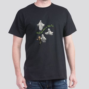 Ghouls Just Want To Have Fun Dark T-Shirt