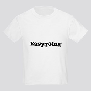 Easygoing Kids T-Shirt
