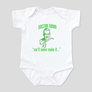 "DOCTOR DOOM ""we'll never make Infant Bodysuit"