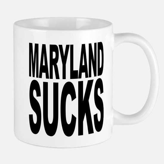 Maryland Sucks Mug