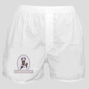 Chef Par Excellence Boxer Shorts