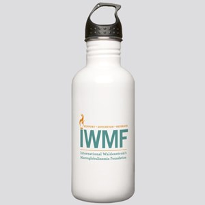 IWMF Logo Stainless Water Bottle 1.0L