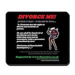 Article 5 Divorce Me Mousepad