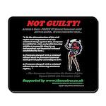 Article 6 Not Guilty, Mousepad