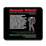 Article 9 Satanic Witch Mousepad