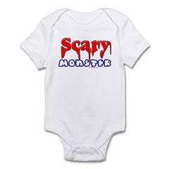ScaryMonster Infant Bodysuit