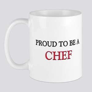 Proud to be a Chef Mug