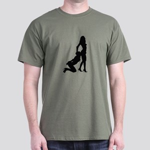 Lesbians Dark T-Shirt