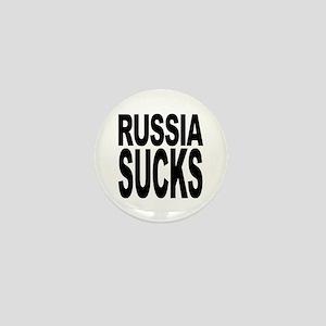 Russia Sucks Mini Button