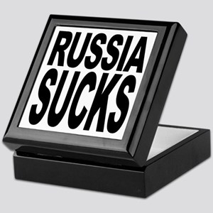 Russia Sucks Keepsake Box