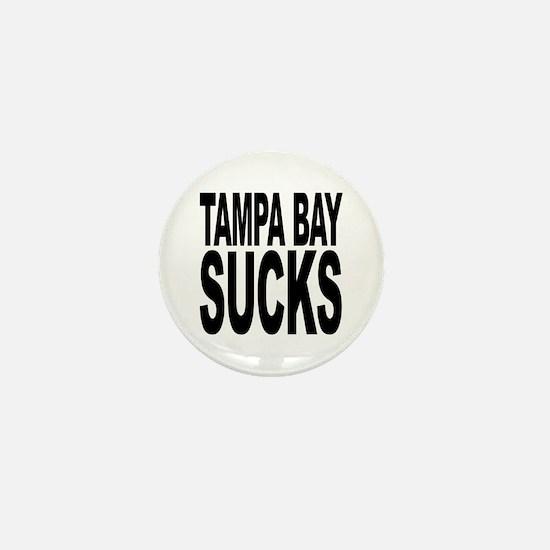 Tampa Bay Sucks Mini Button