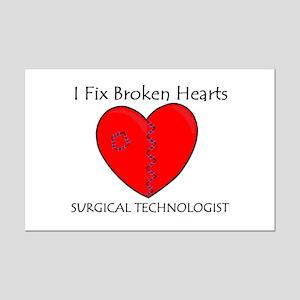 Heart Mender ST Mini Poster Print