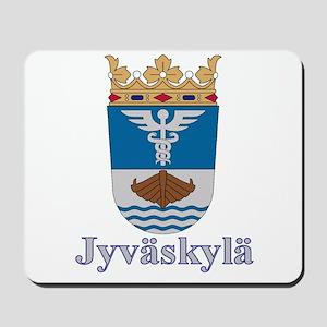 The Jyaskyla Store Mousepad
