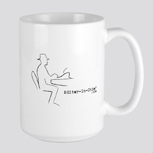 Editor-in-Chief Coffee Mug