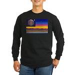 new world flag Long Sleeve Dark T-Shirt