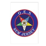 Order of the Eastern Star of New Jersey Postcards